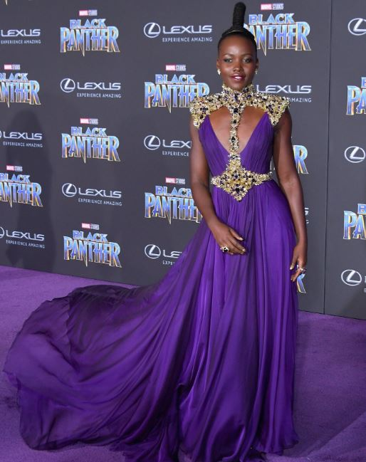 Black Panther premiere 6
