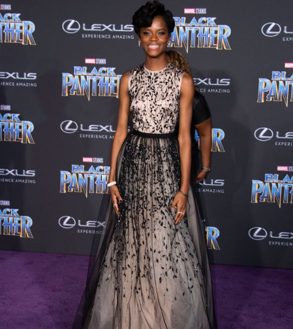 Black Panther premiere 8