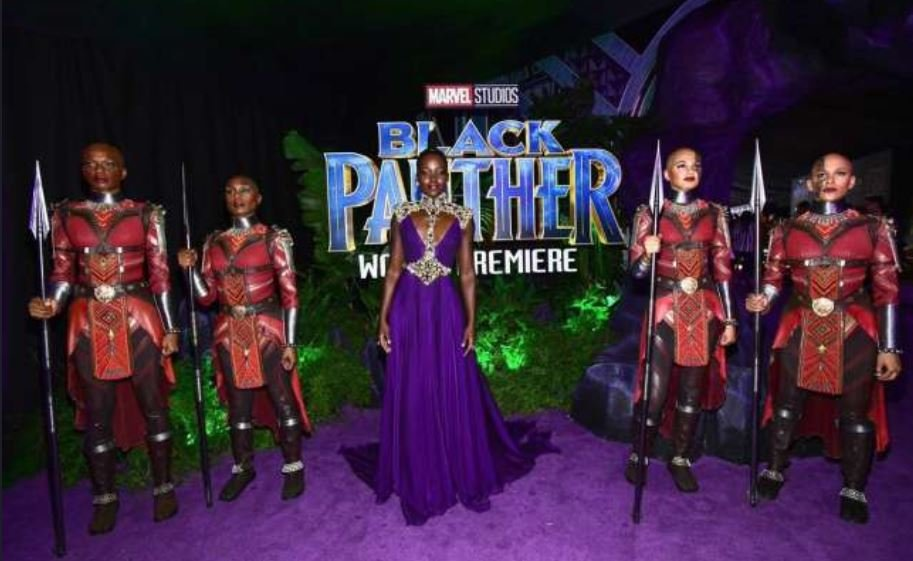 Black Panther premiere 9