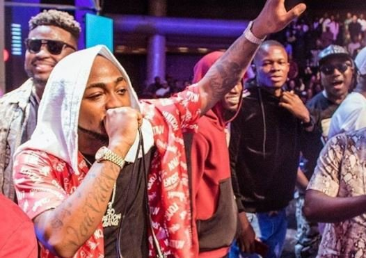 Davido hails Wizkid, D'banj, Psquare, Olamide, 2baba | TheCable.ng