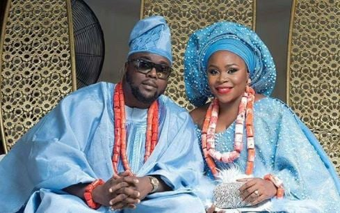 Omawumi holds traditional wedding | TheCable.ng