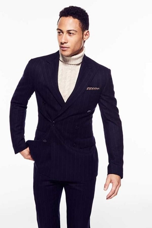 Six ways men can wear a turtleneck and be classy