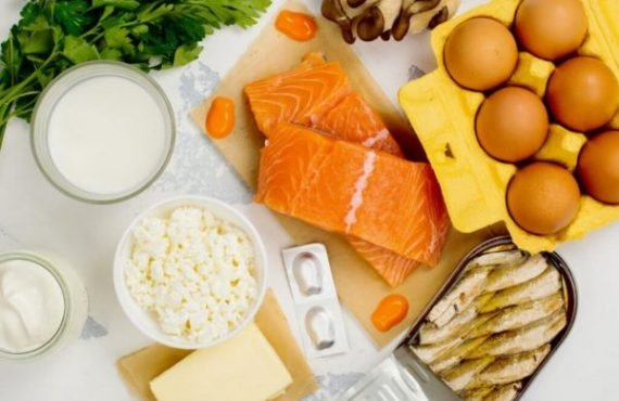 Study: High intake of vitamins A, E, D could reduce…