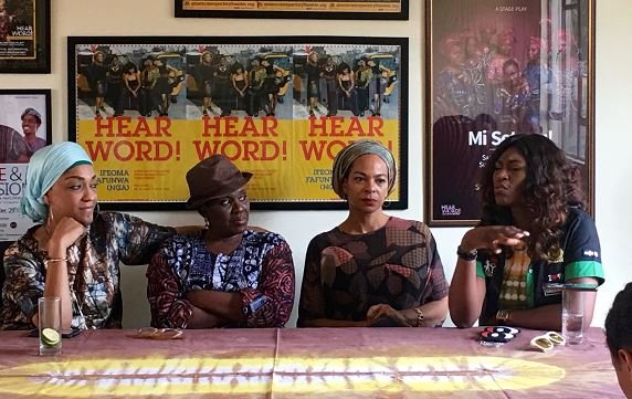 Acclaimed Nigerian play, Hear Word, heading to US, Germany | TheCable.ng