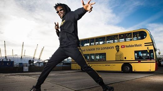 Mr Eazi announces 16-city North American tour | TheCable.ng