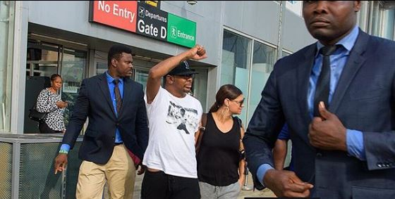 Bobby Brown in Lagos for Flytime Music Festival | TheCable.ng