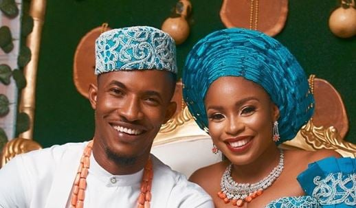 Nollywood actor Gideon Okeke weds fiancee in traditional ceremony | TheCable.ng