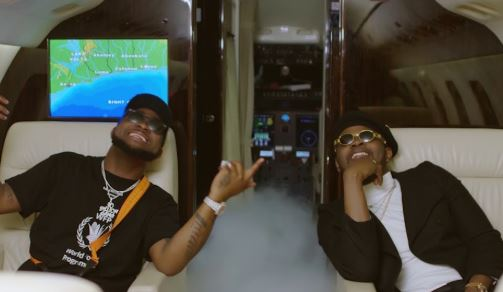 Davido: Kizz Daniel knows I did NOT slap his manager | TheCable.ng