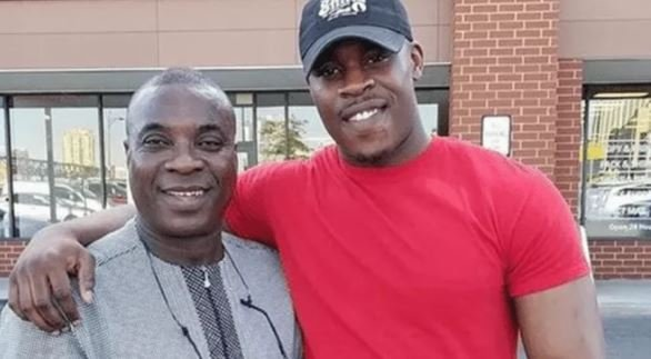 'He's a victim of circumstance' -- Kwam 1 speaks on son's arrest for fraud | TheCable.ng