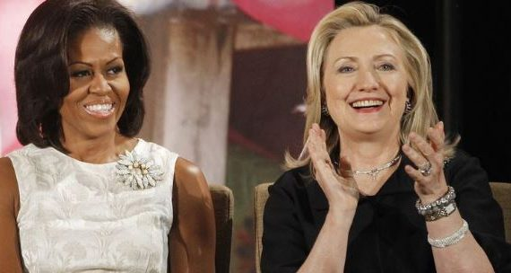 Michelle Obama displaces Hillary Clinton as America's 'most admired' woman | TheCable.ng