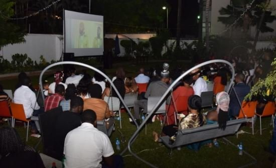 PHOTOS: British Council hosts first screening of 'Up North' | TheCable.ng