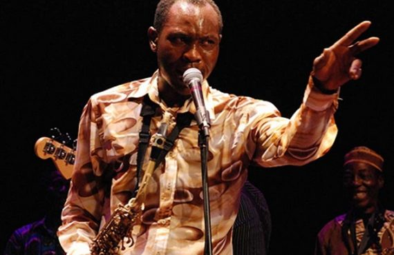 Seun Kuti: A woman's place is in the kitchen is a European proverb