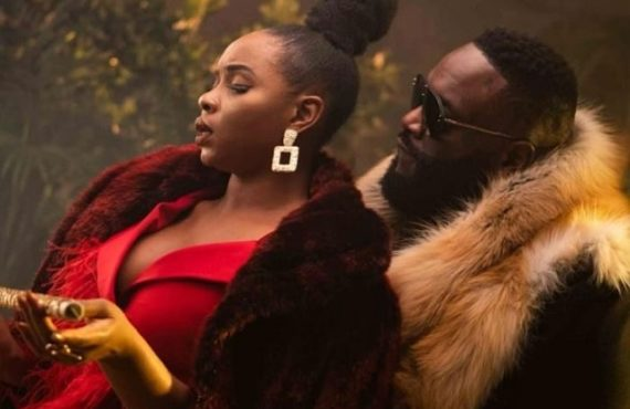WATCH: Yemi Alade teams up with Rick Ross for 'Oh My Gosh (remix)'