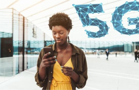 5G mobile network launched in the UK