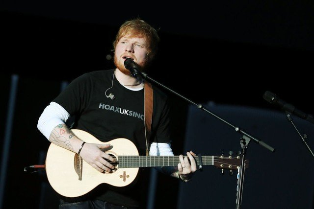 Ed Sheeran Announces New Album No.6 Collaborations Project