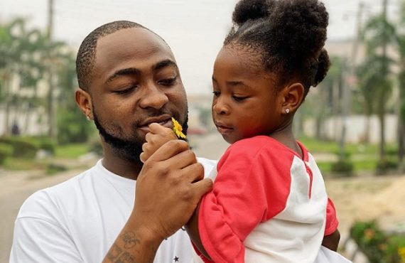 Imade Adeleke, Davido's daughter,