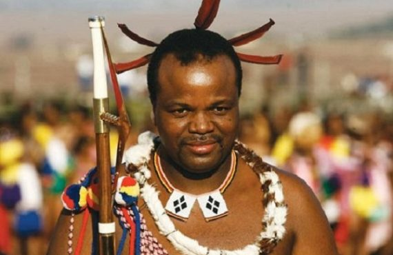 Swaziland king denies ordering men to marry more wives or…