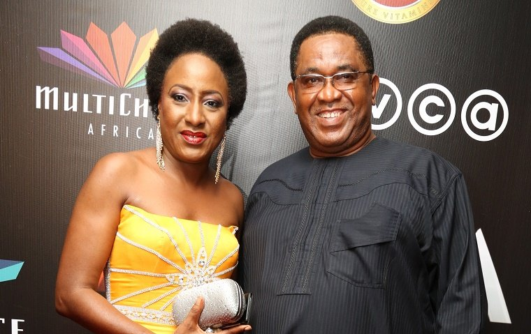 Patrick and Ireti Doyle reunite after alleged breakup