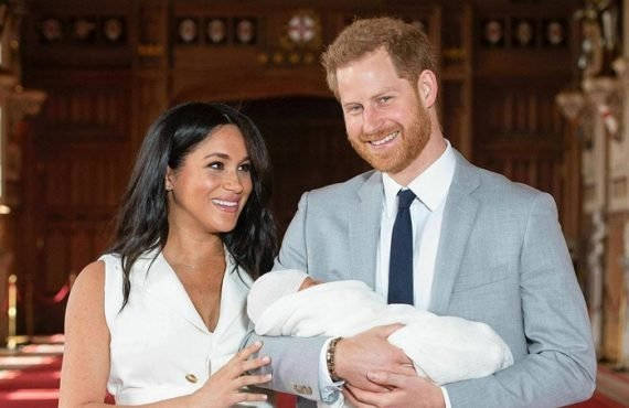 Prince Harry, Meghan share first glimpse of royal baby, call him 'Archie'