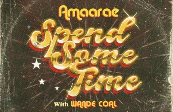 WATCH: Wande Coal joins forces with Amaarae for 'Spend Some…