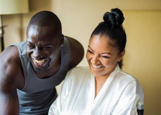 Chris Attoh's wife 'shot dead' in US