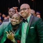 Davido puts party difference aside, performs at APC governor's inauguration