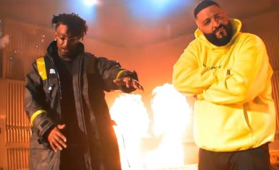 WATCH: DJ Khaled drops visuals for 'Wish Wish', 'Weather the…