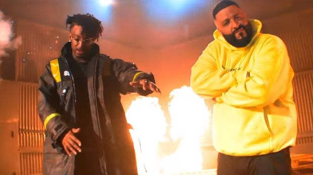 WATCH: DJ Khaled drops visuals for 'Wish Wish', Weather the Storm'