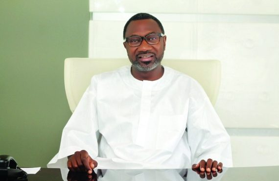 Femi Otedola: My late father's loan was the turning point…