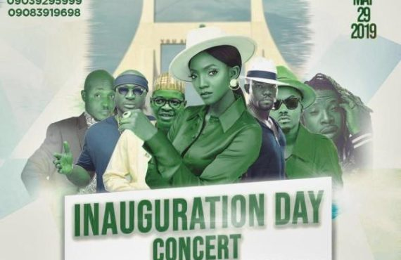 Simi, Harrysong, Okey Bakassi to perform at Inauguration Day concert