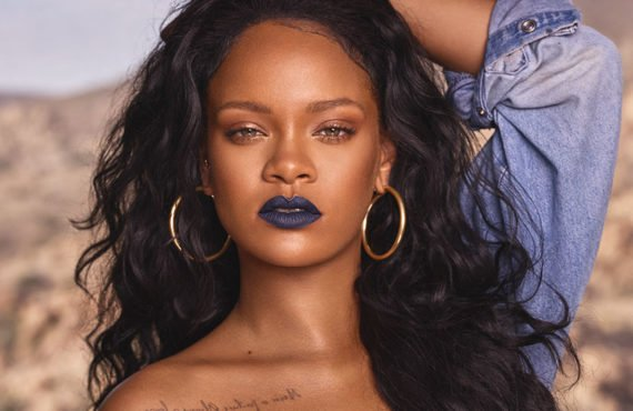 Rihanna becomes first woman to create an original fashion line…