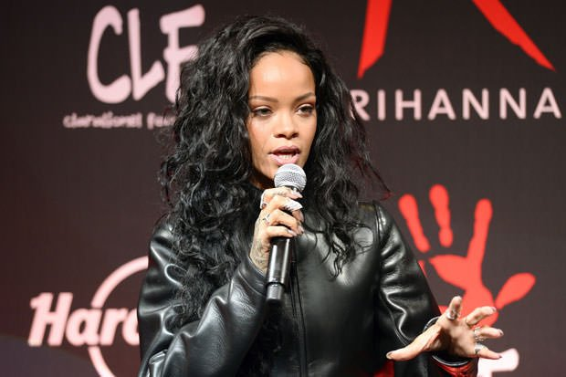 'Shame on you'--Rihanna slams Alabama governor for banning abortion