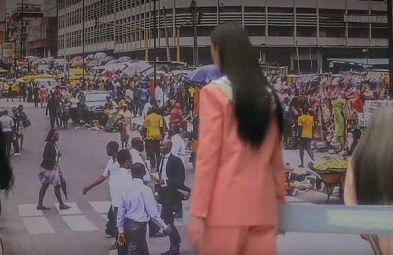 WATCH: Rihanna features Lagos in new campaign for her fashion…
