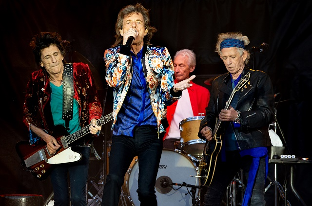 Rolling Stones announce new dates for 'No Filter' tour