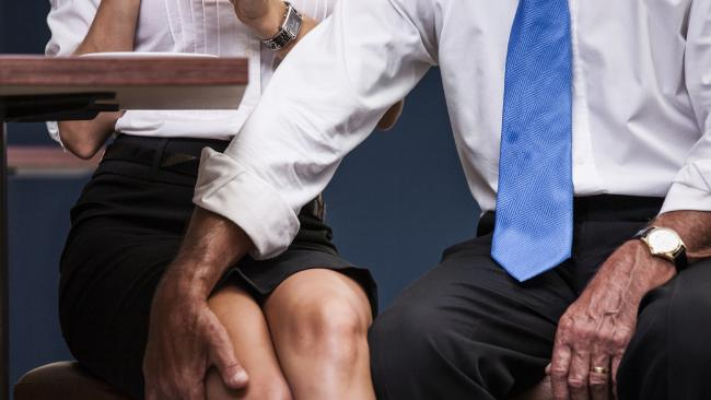 Dear Ladies, here's how to deal with workplace sexual harassment