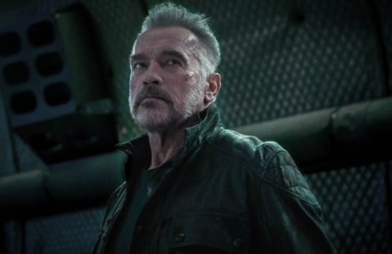 WATCH: Linda Hamilton, Arnold Schwarzenegger star in 'Terminator: Dark Fate'…