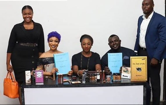 Tonto Dikeh signs N100m deal with Zikel cosmetics