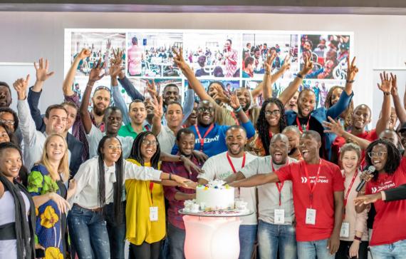 Google Launchpad Accelerator Africa class 3 graduates in Lagos
