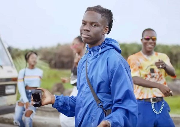Mavin Records' Rema sets new Apple Music record