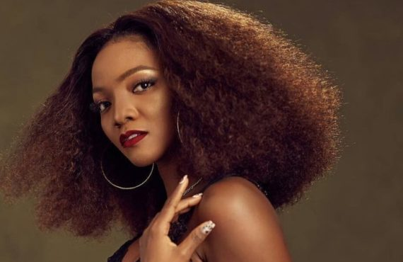 'He bought me my first bra'– Simi recounts fond memories…