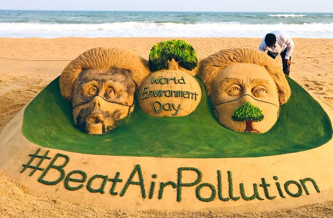 World Environment Day: UN warns of dangers of air pollution