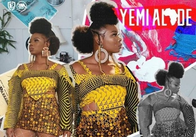 WATCH: Yemi Alade delivers energetic dance moves in 'Bounce' visuals