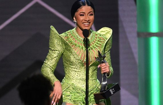 2019 BET Awards - Show, Los Angeles, USA - 23 Jun 2019