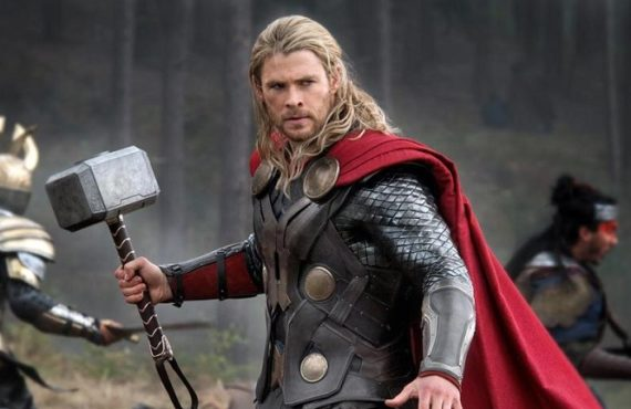 Chris Hemsworth: I was 'running out of money' just before landing 'Thor'