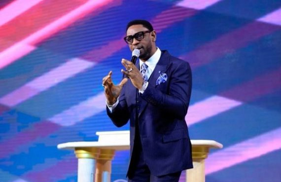'The beast needs to be caged' -- COZA pastor sparks outrage over alleged Busola Dakolo rape