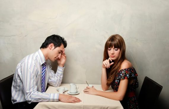 Study: A third of women only date men because of…