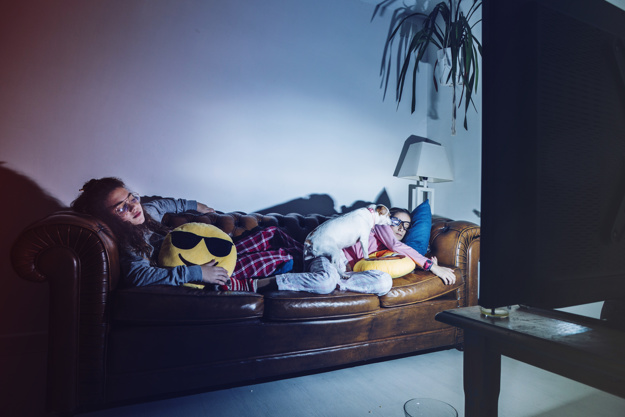 Sleeping with TV light on could increase obesity risks in women