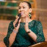 Ifeanyi, wife of Pastor Paul Adefarasin