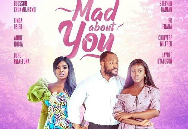 'Mad About You' hits cinemas on June 7 -- starring Annie Idibia, Ifu Ennada