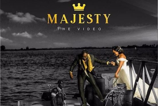 WATCH: Cece-C plays bride in Peruzzi's 'Majesty' visuals